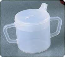 Ability Superstore Independence Drinkware Range Two-Handled Nosey Cup