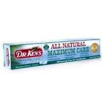Dr. Kens Whitening Toothpaste Gel Spearmint 6 (Kens Oral Care Spearmint)