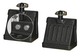 Roadmaster Quick Disconnect Bracket Covers, 1/pr 202