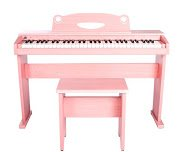 Artesia Fun1 Pink Childrens Pianos by Artesia