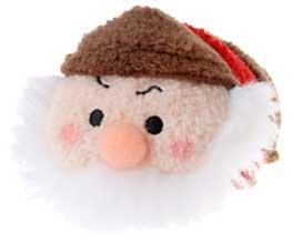 Disney Exclusive Tsum Tsum Mini Plush Grumpy