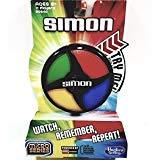 Basic Fun SIMON Micro Series Edition Pocket Travel Handheld Portable Strategy 1 Or More Player Game