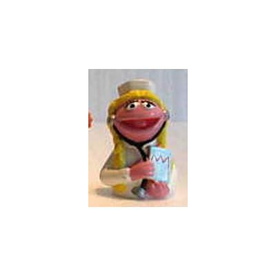 Sesame Street Prairie Dawn Nurse Finger Puppet: Everything Else