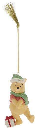 Lenox 2018 Present from Pooh Ornament (Pooh Christmas Ornament)