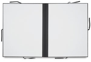 Cachet Classic Student Portfolio 17 in. x 22 in. with flaps