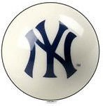 New York Yankees Shift Knob MLB (Blue) CUSTOM SEE ITEM DESCRIPTION! INFO NEED TO COMPLETE ORDER Made from an actual billiard ball