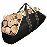 Buy log carrier for firewood canvas