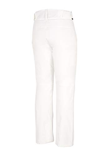 Pantaloni Da Sci pant Taipa Bianco Ziener EqUTBHx