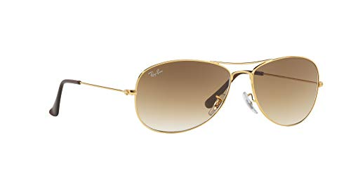 Ray Ban RB3362 COCKPIT 001/51 56M Arista/Crystal Brown Gradient Sunglasses For Men For ()