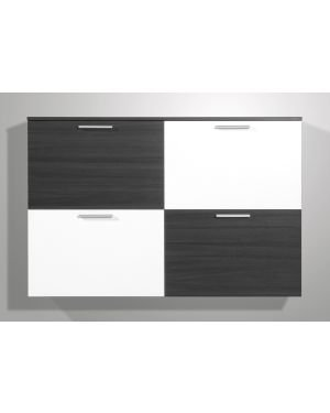 Charmant Wall Mounted Shoe Cabinet