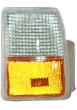 TYC 18-1859-01 Chevrolet Caprice Passenger Side Replacement Side Marker (Caprice Electric Lamp)