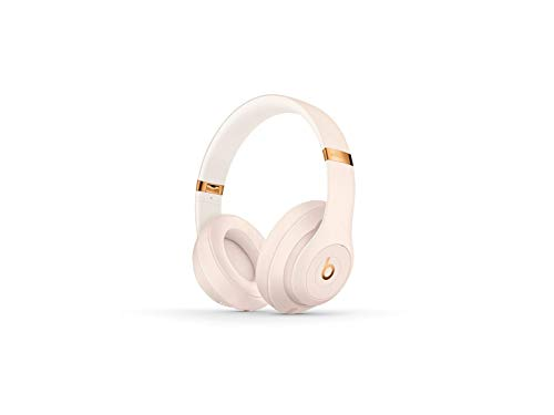 Beats Studio3 Wireless Over-Ear Headphones - Porcelain Rose (Gold Beats Wireless)