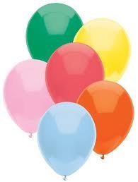 100 Party Balloons - 11