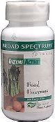 Natures Way Broad Spectrum Food Enzymes - 90 capsules, 9 Pack by Nature's Way