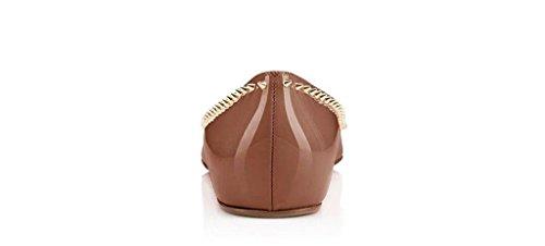 Kolnoo Kolnoo Cerrado Cerrado Mujer Mujer Chocolate Chocolate FPafwtq4