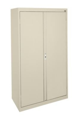 Sandusky Lee HA3F361864-07 System Series Double Door Storage Cabinet with Adjustable Shelves, ()