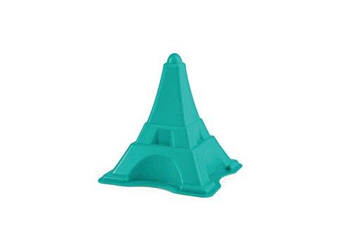 Sand Tower (Hape Beach Toy Eiffel Tower Sand Shaper Mold Sand And Beach Toys, Blue)
