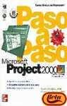 Microsoft Project 2000 - Paso a Paso (Spanish Edition)