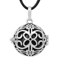 EUDORA Harmony ball Sterling Silver Pendant Necklace Baby Shower Wishes Chime Lockets & 20mm Pregnancy Musical Ball Pendant