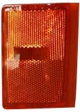 TYC 17-1108-01 Chevrolet//GMC Passenger Side Replacement Side Marker Lamp