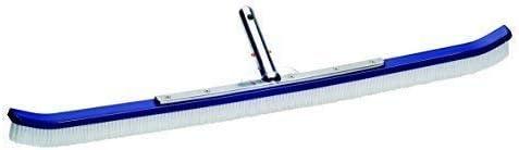 well2wellness® Poolbürste Beckenbürste 'EXTRA BREIT' - Aluverstärkt + 90 cm breit (021430)