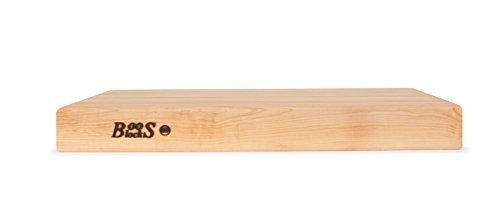 John Boos RA02 Maple Wood Edge Grain Reversible Cutting Board, 20 Inches x 15 Inches x 2.25 Inches by John Boos (Image #2)