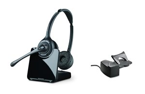 Plantronics PL-CS520_HL10 84692-11 Headset and HL10 Lifter