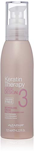 Alfaparf Milano Keratin Therapy Lisse Design Detangling Cream - 4.22 Fl Oz