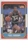 Terry Cummings (Basketball Card) 1986-87 Fleer - [Base] #20