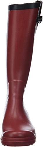 Women's Wellington Bordeaux Red Boots Aiglentine Aigle p6FwqBx