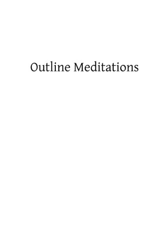 Outline Meditations pdf epub