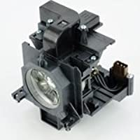 Replacement Lamp with Housing for EIKI LC-XL200A with Ushio Bulb Inside