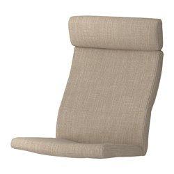 Ikea Chair cushion, Hillared beige 1028.20817.614