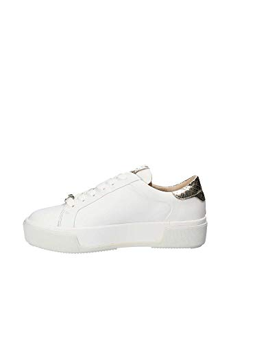 41702 Sport Sneakers Pcqt7gg Bianco Donna Janet 5aqqwvH