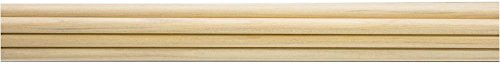 Rose City Archery Port Orford Cedar Bare Wood Premium Arrow Shafts for 30-35-Pound Spine (12-Pack), 5/16-Inch Diameter/30 1/2-Inch Length