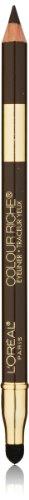 L'Oreal Paris Colour Riche Eyeliner, 910 - Black Brown
