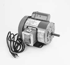 Totally Base Enclosed Rigid Phase (Marathon T015 56 Frame Totally Enclosed Fan Cooled 56C34F5339 Woodworking/Power Tool Motor, 1 hp, 3600 rpm, 115/208-230 VAC, 1 Phase, 1 Speed, Ball Bearing, Rigid Base, Capacitor Start)