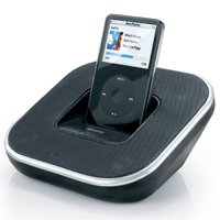 Memorex MI2032-BLK Speaker System for iPod - Black