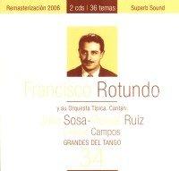 Francisco Rotundo - 36 TEMAS - Amazon.com Music