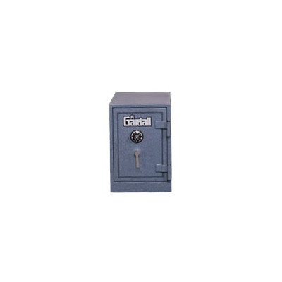 Gardall 1818/2-T-C w 2 Hour Rated Fire U.L. Burglary Safe with Mechanical Combination Lock, Tan