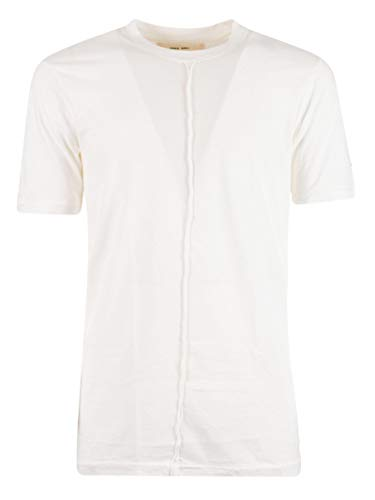 Damir Doma Men's Cf1m0038j151201 White Cotton T-Shirt