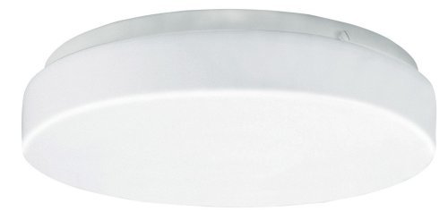 Lighting by AFX C2F11122C941EN 11-Inch Drum Profile Ceiling Cloud Light Fixture ()