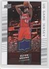 eb ga - Elton Brand (Basketball Card) 2008-09 Upper Deck - UD Game Jersey #GA-EB