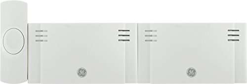 GE 32551 Wireless Chimes Coverage