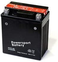 Replacement For Lance Havana Classic 125 125 125cc Scooter And Moped Battery By Technical Precision