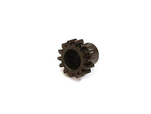 Integy RC Model Hop-ups C28462 Billet Machined 14T Pinion Gear for Redcat TR-MT10E 1/10 Brushless Truck ()