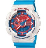 G-Shock Ga-110 Watch - Men's ( White/Multi )