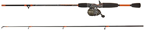 Zebco 33 Micro Camo Ultra Light Spincast Combo (2-Piece), 5-Feet by Zebco