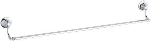 KOHLER K-11412-CP Bancroft 30-Inch Towel Bar, Polished Chrome by Kohler (Image #1)