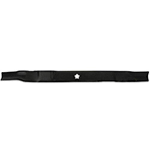 Hoja soufflante + Mulching adaptable AYP para cortacésped con asiento de expulsión trasera, 77cm)